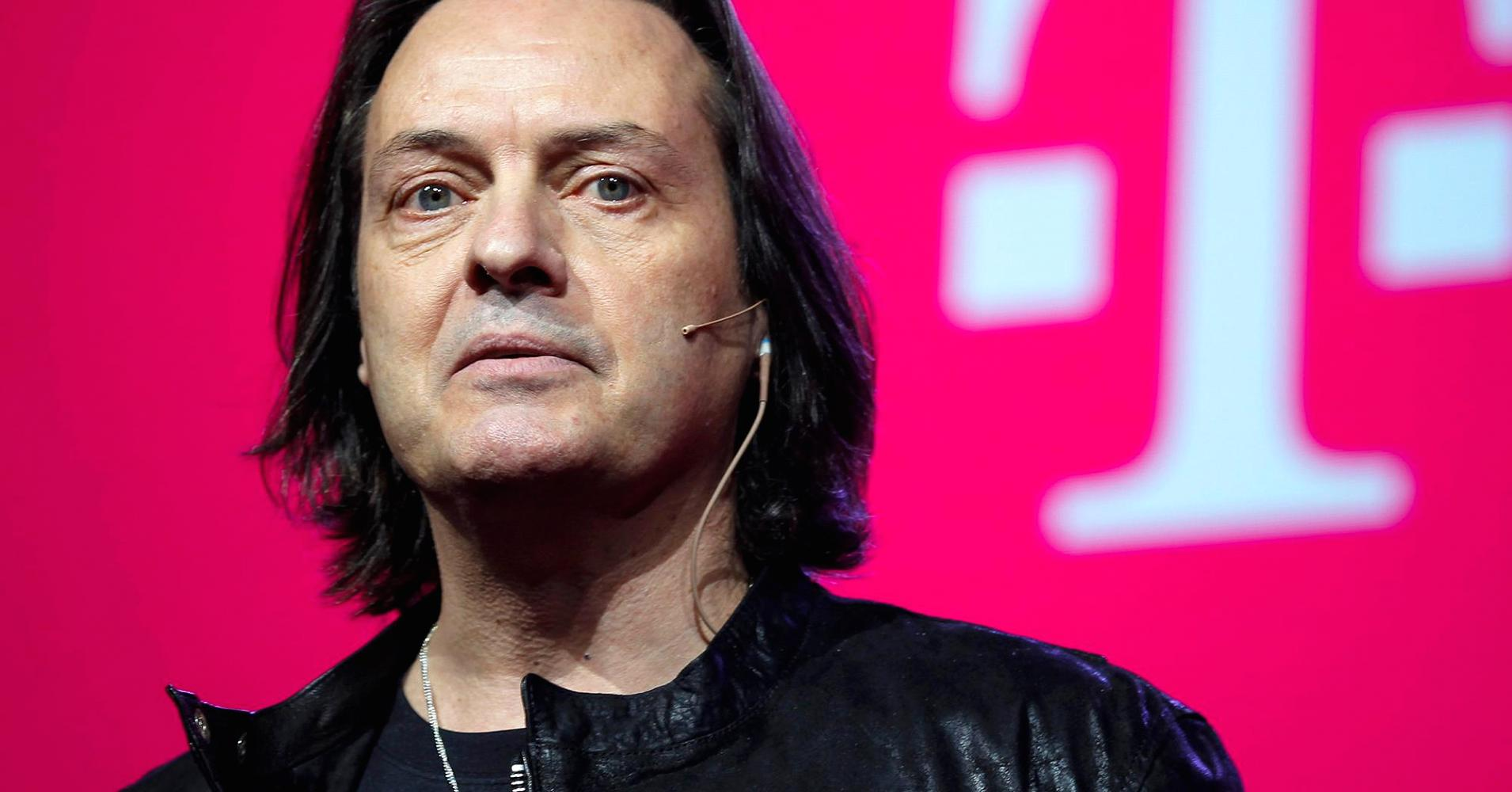 Social Ceo Of The Week Wait For It John Legere Ceo Of T
